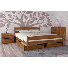 Ліжко Лікерія Люкс