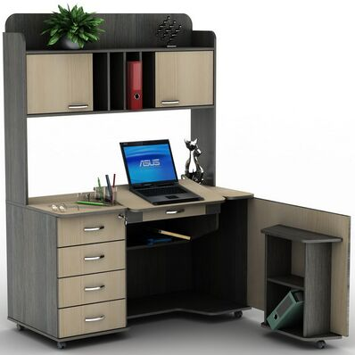 Компьютерный стол СУ-15