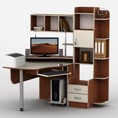 Компьютерный стол ЭКС3