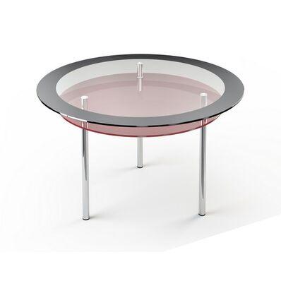 Стеклянный стол R2