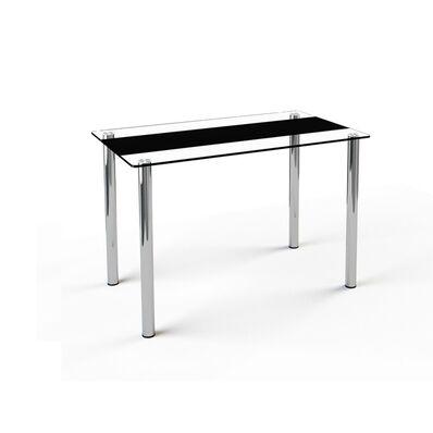 Стеклянный обеденный стол S-1