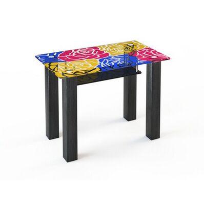 Стеклянный обеденный стол SW-3