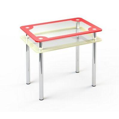 Стеклянный обеденный стол S4