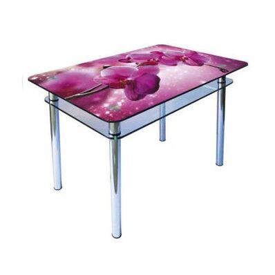 Стеклянный обеденный стол S5