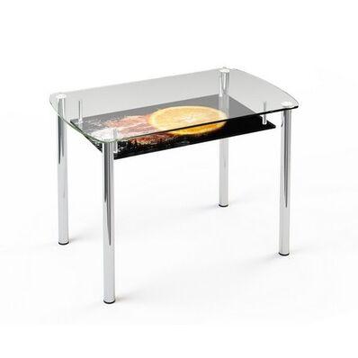 Кухонный стол со стеклянной поверхностью S7