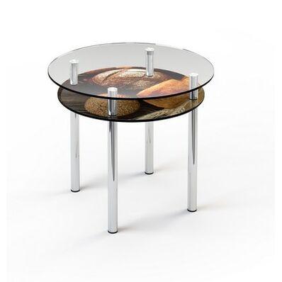 Стеклянный обеденный стол R4