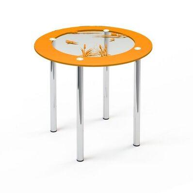 Стеклянный обеденный стол R3