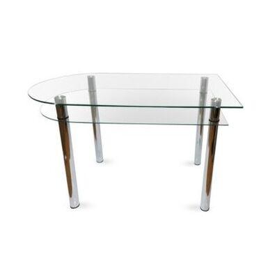 Прозрачный обеденный стол A6