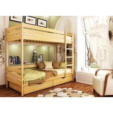 Ліжко Дует (щит)