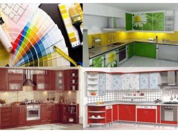 Какой фасад для кухни выбрать? Особенности разных видов