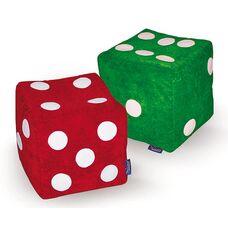 Пуфик Кубики игральные