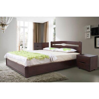Кровать Каролина (бук, на подъёмной раме)