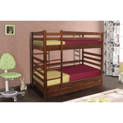 Кровать Засоня (темн. орех)
