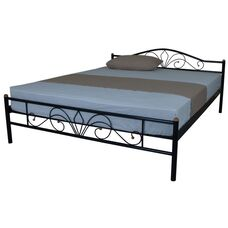 Ліжко Релакс (чорне)