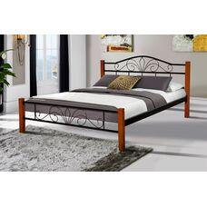 Ліжко Релакс Вуд (чорне)