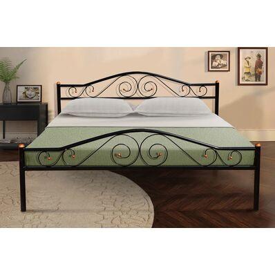 Ліжко Респект (чорне)