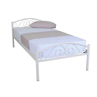 Кровать Респект (бежевая)