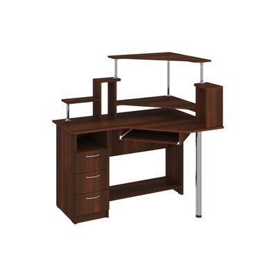 Стол компьютерный Орфей (с надстройкой)