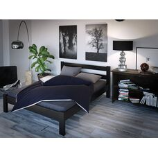 Дерев'яне ліжко Ділайт
