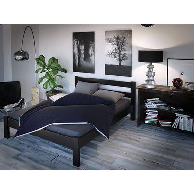 Деревянная кровать Дилайт