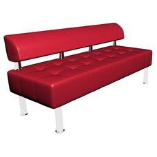 Офісний диван Тонус без підлокітників