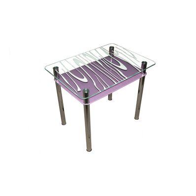 Стеклянный стол Бриз