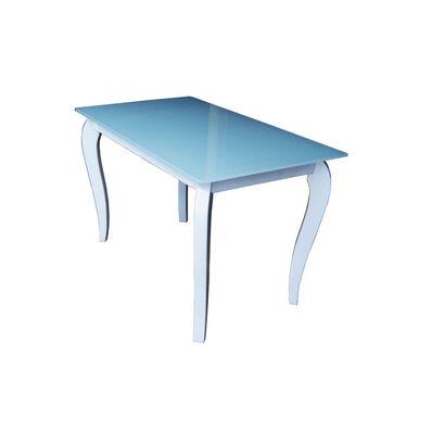 Стеклянный стол Император Белиссимо