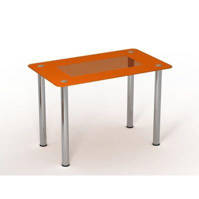 Стеклянный стол Параллель