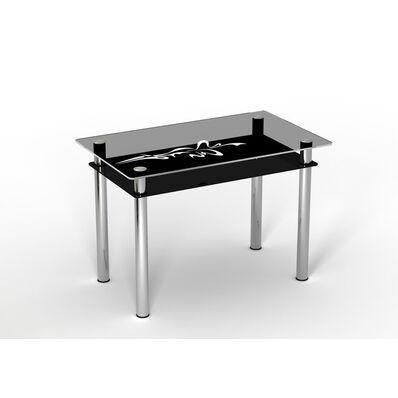 Стеклянный стол Стрела