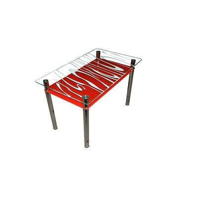 Стеклянный стол Восторг