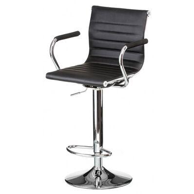 Барный стул Bar black plate (E1144)