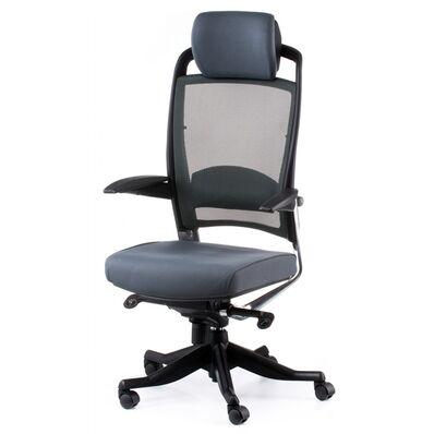Кресло Fulkrum slatеgrey fabric, slatеgrey mеsh