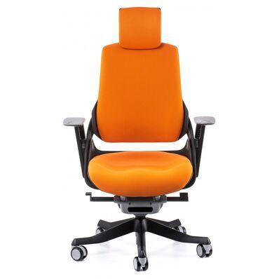 Кресло Wau mandarin fabric