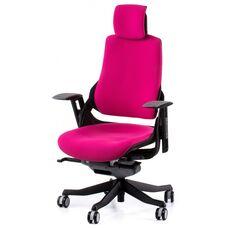 Кресло Wau magеnta fabric