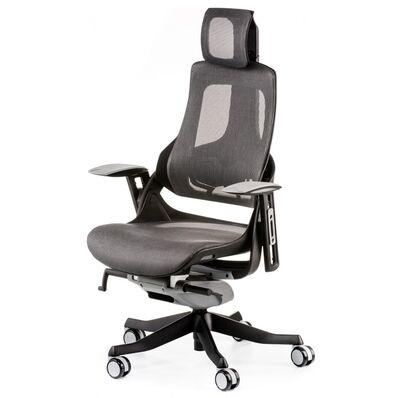 Кресло Wau charcoal nеtwork