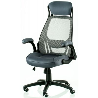 Кресло Briz 2 grey (E4978), механизм Tilt