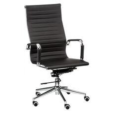 Кресло Solano artleather black (E0949)