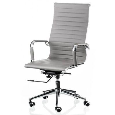 Кресло Solano artleather grey (E4879)