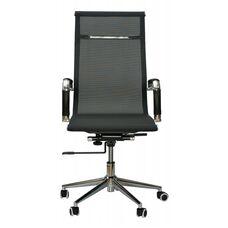 Кресло Solano mesh black (E0512)
