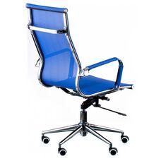 Кресло Solano mesh blue (E4916)
