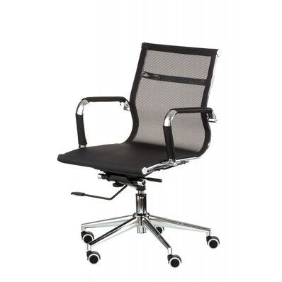 Кресло Solano 3 mesh black (E4848)
