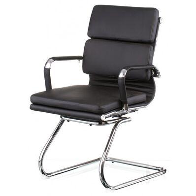 Кресло Solano 3 conference black (E4824)
