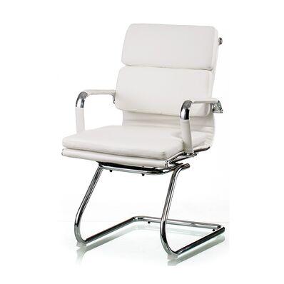 Кресло Solano 3 conference white (E5289)