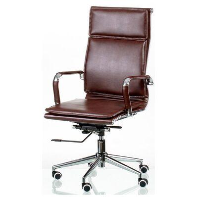 Кресло Solano 4 artleather brown(E5227)