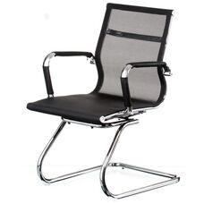 Кресло Solano mesh conference black (E4855)