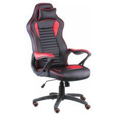 Кресло Nero black/red (E4954)