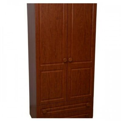Шкаф №1 МДФ филёнчатый ольха