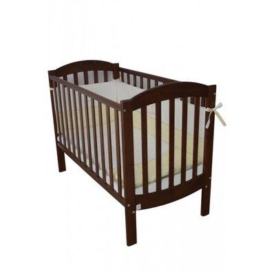Кровать Соня ЛД10 Эконом орех