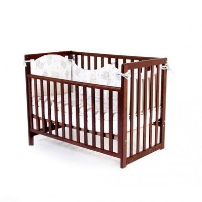 Кровать Соня ЛД13 без ящика орех