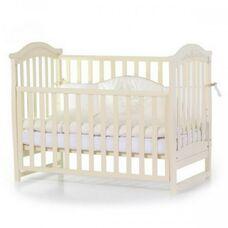 Кровать Соня ЛД3 без ящика слон.кость